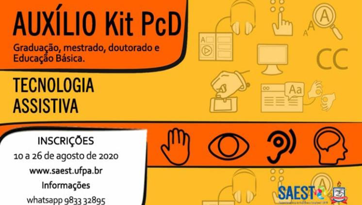 Auxílio Kit PcD