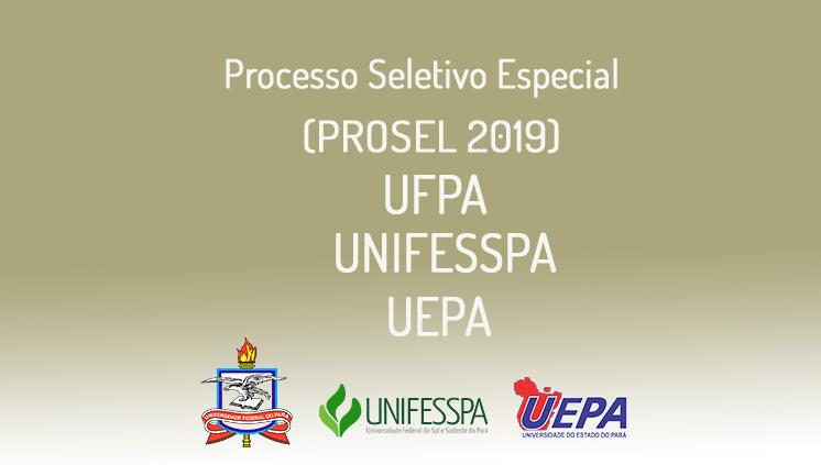 UFPA, Unifesspa e UEPA abrem Processo Seletivo Especial para 900 vagas de bacharelado no interior do Pará